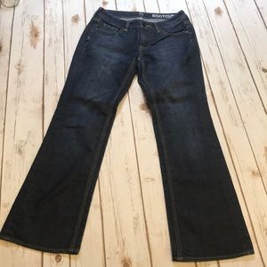 NY&C low rise boot cut curvy jeans 4P nwot